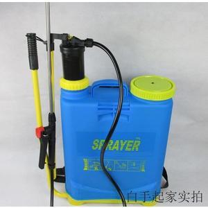 噴霧器 打藥機 16升農用手壓手動噴霧器園藝工具農用背負式打藥器農藥消毒機 MKS卡洛琳