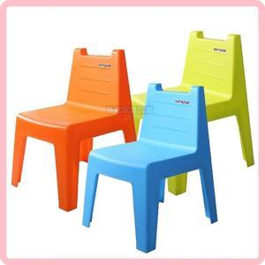 椅子 圖書館椅 漾彩學童椅 兒童桌椅 折疊椅 塑膠椅 板凳 浴室板凳 休閒椅 MIT CH39【塔克】