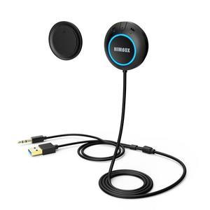 發射器 美國iClever Himbox 藍牙接收器 藍芽音樂傳輸器 藍芽免持 aux audi mp3 sony