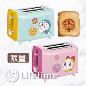 ﹝哆啦A夢和風烤吐司機﹞7-11集點 烤箱 烤麵包機 小叮噹 Doraemon〖LifeTime一生流行館〗