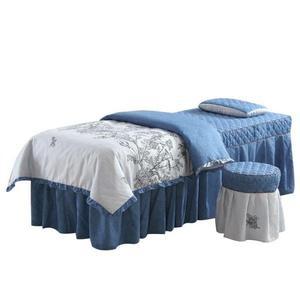 美容院用品美容床床套理療按摩床罩套