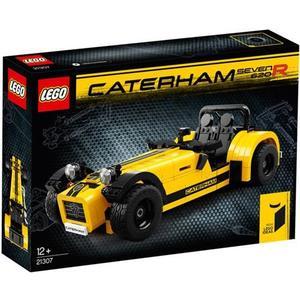 樂高積木 21307 創意系列 卡特漢姆跑車 ( LEGO IDEAS Caterham )