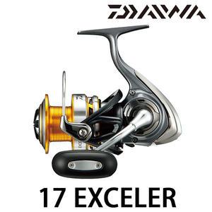 漁拓釣具 DAIWA 17 EXCELER 2004、2004H (紡車捲線器)