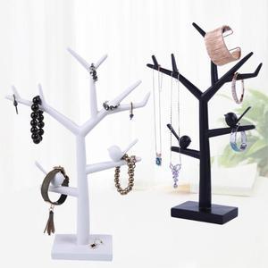 手串架首飾收納架創意樹形展示架項錬架子手錬戒指飾品架珠寶道具
