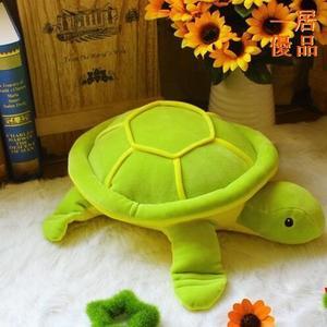 絨毛玩偶 毛絨玩具 烏龜公仔 海龜玩偶 布娃娃 大號抱枕