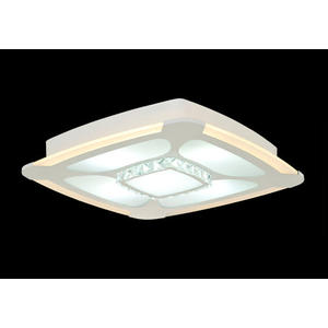 【燈王的店】米雅造型燈飾吸頂燈6燈 附LED小夜燈 方型/PC罩 ☆ (11071/C4+2)