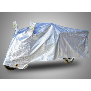 車罩 電動三輪車車罩老年代步車衣三輪摩托車披防雨防曬罩冬季通用加厚  居優佳品igo