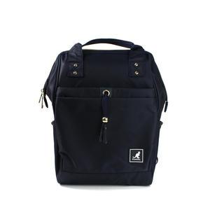 KANGOL 後背包 大容量 藍黑色 6955320680 noA35