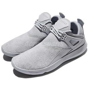 5926ff460446 Nike 休閒鞋Jordan Fly 89 灰全灰麂皮喬丹4代Lunarlon 中