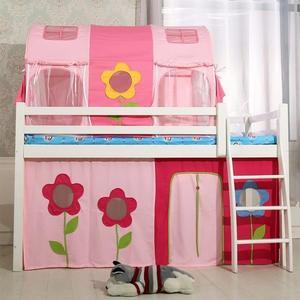 兒童床上帳篷床幔室內公主城堡女孩家用蚊帳男孩遊戲拜家家酒小房子wy
