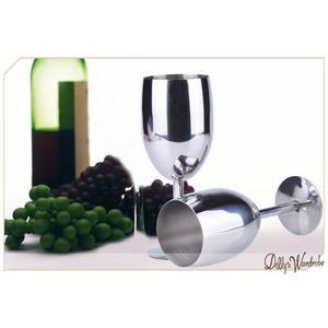 ☆Dolly生活館*╮時尚精美304不鏽鋼高腳紅酒杯/葡萄酒杯/香檳杯 20959