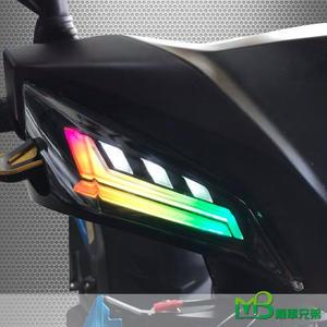 機車兄弟【雷霆S-125/150 S90 前方向燈組】
