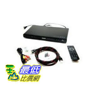 [美國直購] (110V-220V) 全區DVD光碟機) Philips DVD Player All Region Multi Region Code Free Zone Free