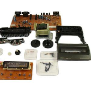 國際牌TECHNICS双卡錄放音座.RS-TR232.252.272零件.磁頭.齒輪.基板.(原廠零件)