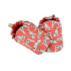 英國 POCO NIDO 手工嬰兒鞋 (101忠狗)