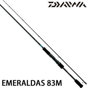 漁拓釣具 DAIWA EMERALDAS 83M (軟絲竿)