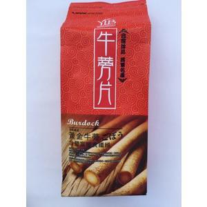美纖小舖 台南將軍牛蒡片 黃金牛蒡茶 600g/包