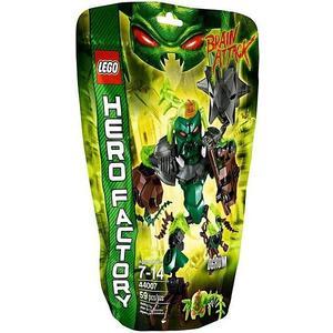 【LEGO 樂高積木】Hero Factory 英雄工廠系列 - 綠晶魔 OGRUM  LT- 44007