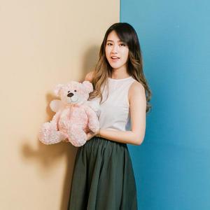 ❤CANDY BEAR ❤ 18吋天使熊-玫瑰天使