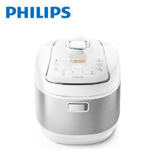 PHILIPS飛利浦智慧萬用電子鍋 HD2140銀河銀