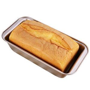 烘焙工具 長方形吐司模具 吐司盒面包蛋糕不沾烤盤模具烤箱用 全館滿千89折