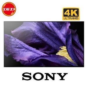 SONY KD-65A9F 液晶電視 65吋 OLED  4K Ultra HD 智慧型電視 公貨  註冊送PS4 PRO+送北縣市壁掛安裝