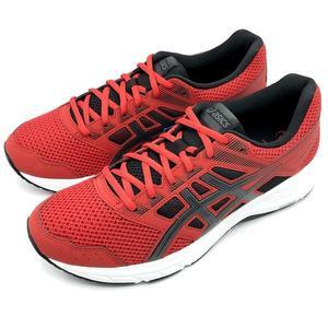 《7+1童鞋》男段 ASICS 亞瑟士 GEL-CONTEND 5 輕量透氣 運動鞋 慢跑鞋 5186  紅色