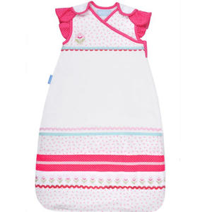 【NG品】Grobag 嬰兒防踢被睡袋-公主海蒂睡袋2.5T-0~6M、6-18M