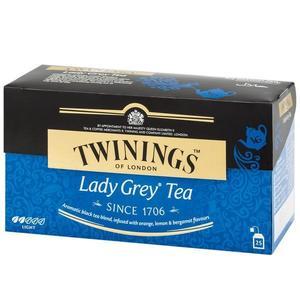 唐寧茶 Twinings 仕女伯爵茶 2gx25入 茶包 (購潮8)