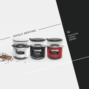 【歐新力奇Oceanrich】150ml自動旋轉咖啡機 (S2)