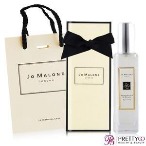 Jo Malone 忍冬與印蒿香水(30ml)-百貨公司貨 (含外盒+緞帶+提袋)【美麗購】