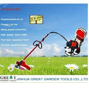 {家事達}GREAT-GRBG430  軟管割草機 43C.C   特價
