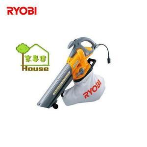 { 家事達 } 日本品牌RYOBI~1000型 手持式 大口徑 電動 吹風機.吹葉機(吸葉機)可吸吹兩用 特價