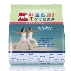 紅RED's 紅牛 愛基均衡及糖尿病配方營養素 3Kg 袋裝