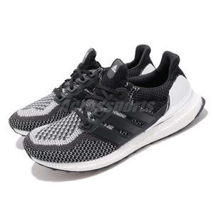 adidas 慢跑鞋 Ultra Boost LTD 黑 白 黑白 銀牌 銀 金屬 編織鞋面 男鞋 運動鞋【PUMP306】 BB4077