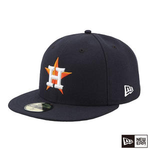 NEW ERA 59FIFTY 5950 MLB 球員帽 太空人 _主場  海軍藍