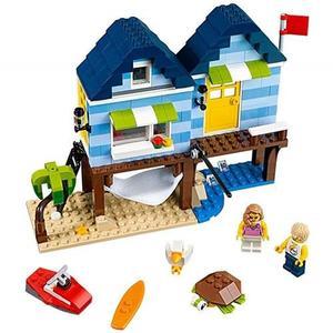 LEGO 樂高 Creator Beachside Vacation 31063 Children s Toy