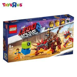 玩具反斗城LEGO樂高  70827  樂高玩電影2Ultrakatty & Warrior Lucy!