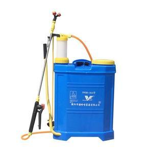 16L農用手動噴霧器加厚手壓式治蟲打藥機園林打農藥非電動噴霧器WD   電購3C