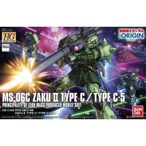 鋼彈模型 HG 1/144 the orign 薩克II C型 C-5型 TOYeGO 玩具e哥