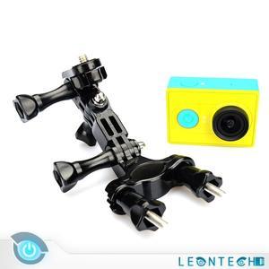 小米小蟻配件/Hero4 GoPro自行車固定支架GOPRO HERO 3單車夾GoPro相機配件