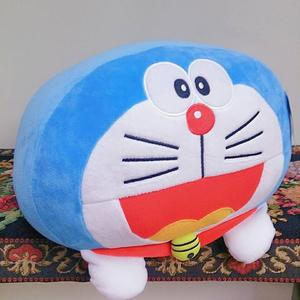 哆啦A夢小叮噹抱枕玩偶絨毛娃娃通販屋