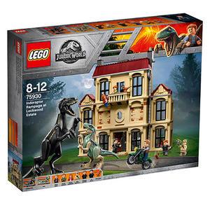 樂高積木 LEGO《 LT 75930 》Jurassic World 侏儸紀世界系列  混種龍大鬧洛克伍德莊園 ╭★ JOYBUS玩具百貨