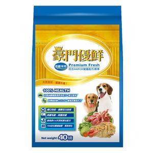 豪門優鮮犬食-羊肉+玄米 40磅