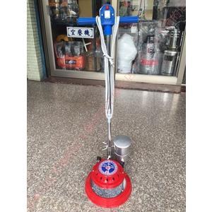 盈慶牌11英吋地板打臘機附滴油器/地板打蠟機/地板打腊機/洗地機