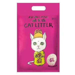貓豆腐貓砂綠茶豆腐沙結團6L貓沙無塵除臭玉米原味豆腐砂 都市韓衣