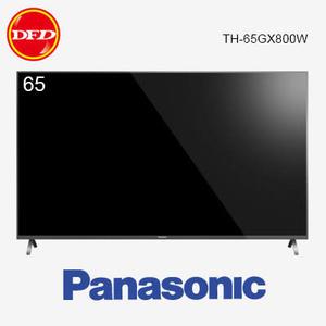 Panasonic 國際牌 TH-65GX800W LED液晶電視 65吋4K智慧聯網 公司貨 原廠保固 送北縣市壁掛安裝 65GX800