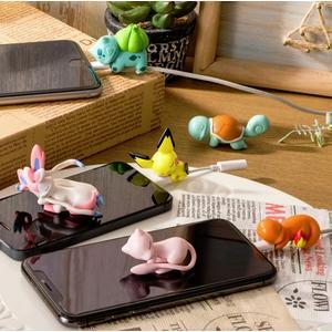 寶可夢 iPhone傳輸線/充電線 防斷保護套 cable bite 皮丘 夢幻 第二代 該該貝比日本精品 ☆