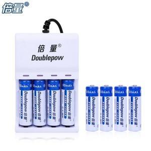 ?倍量 5號充電電池7號通用配8節可充電電池套裝五號七號玩具充電器AA/AAA 英雄聯盟