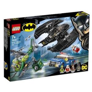 LEGO 樂高 76120 Batwing and The Riddler Heist